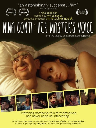 Nina Conti Her Master's Voice Nina Conti Her Master's Voice Ws Nr