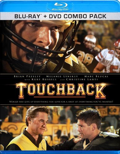 Touchback Touchback Blu Ray Ws Pg13 Incl. DVD