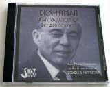 Dick Hyman Plays Variations On Richard Rodgers