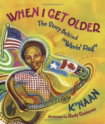 "K'naan When I Get Older The Story Behind ""wavin' Flag"