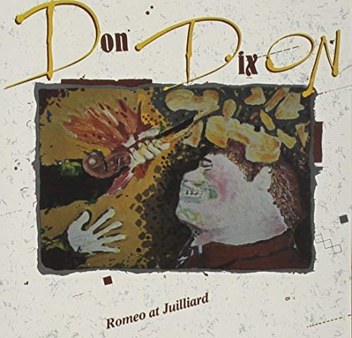 Don Dixon Romeo At Juilliard