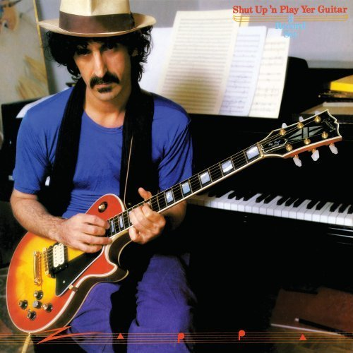 Frank Zappa Shut Up 'n Play Yer Guitar 2 CD