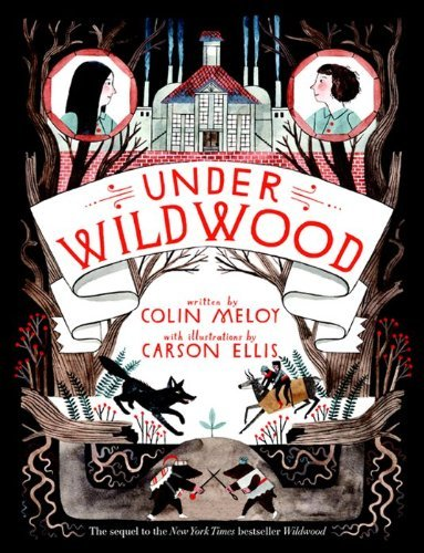 Colin Meloy Under Wildwood
