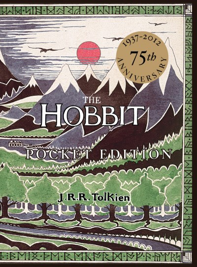Tolkien J. R. R. Hobbit The Or There And Back Again 0075 Edition;anniversary