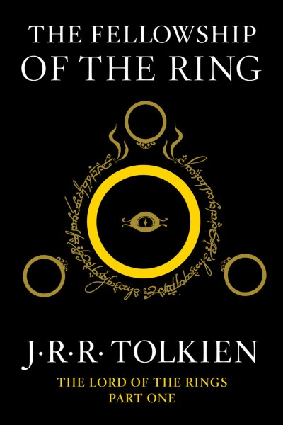 Tolkien J. R. R. Fellowship Of The Ring The