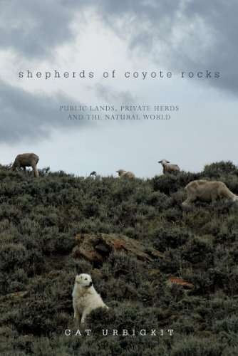 Cat Urbigkit Shepherds Of Coyote Rocks Public Lands Private Herds And The Natural World