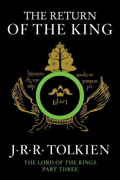 Tolkien J. R. R. Return Of The King The Being The Third Part Of The Lord Of The Rings