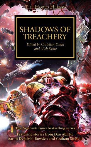 Christian Dunn Shadows Of Treachery