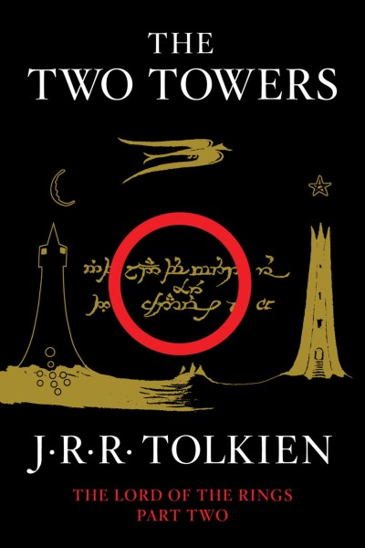 J. R. R. Tolkien Two Towers The