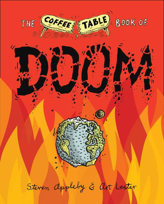 Appleby Steven Coffee Table Book Of Doom The
