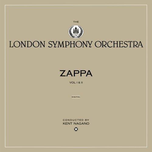 Frank Zappa London Symphony Orchestra 2 CD