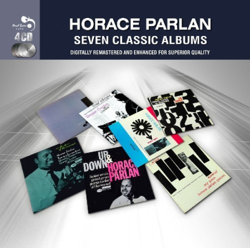 Horace Parlan Seven Classic Albums Import Gbr 4 CD