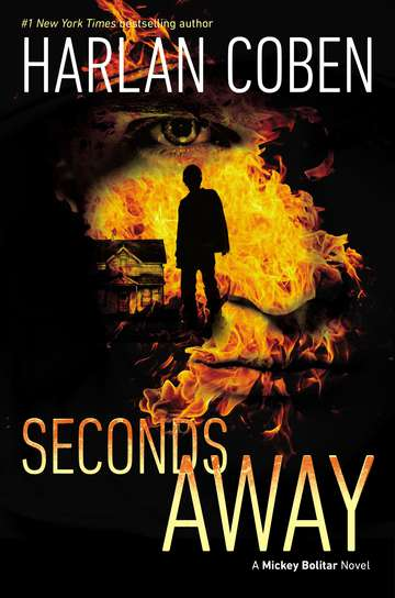 Harlan Coben Seconds Away (book Two) A Mickey Bolitar Novel
