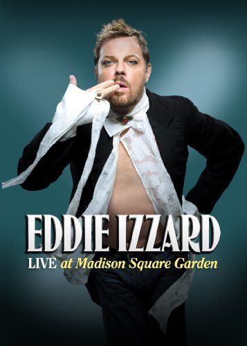 Eddie Izzard Live At Madison Square Garden Nr