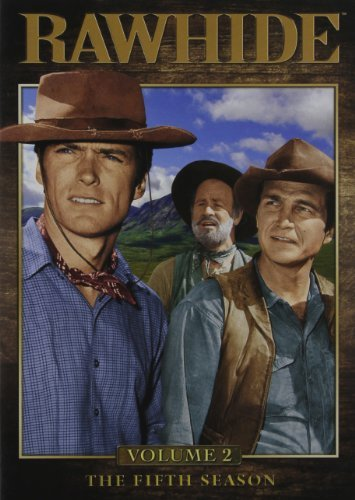 Rawhide Rawhide Vol. 2 Season 5 Nr 4 DVD