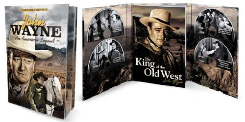 John Wayne Collection Wayne John Nr 4 DVD