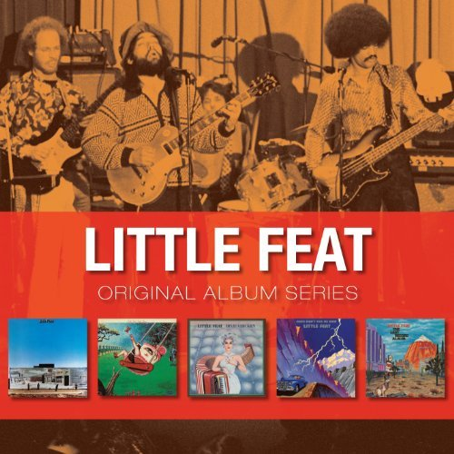 Little Feat Original Album Series 5 CD