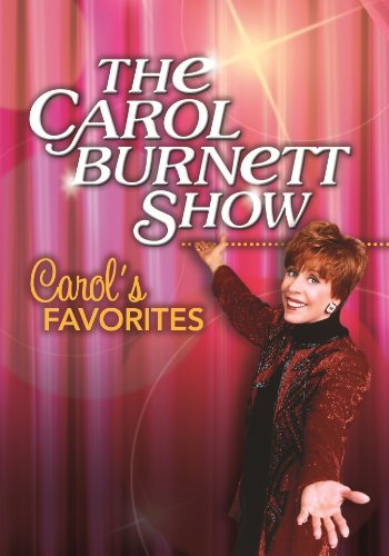 Carol Burnett Show Carol's Favorites DVD Nr
