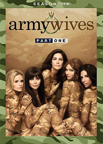 Army Wives Season 6 Part 1 DVD