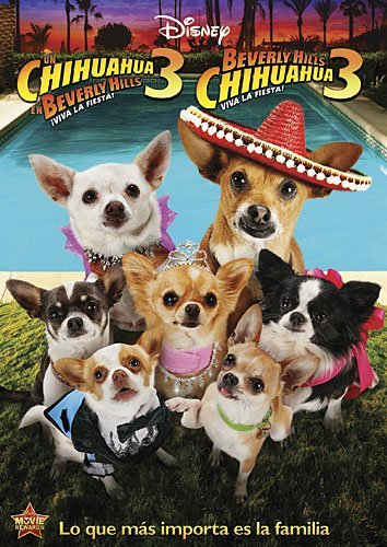 Beverly Hills Chihuahua 3 Lopez Coloma Cahill Spa Lng G