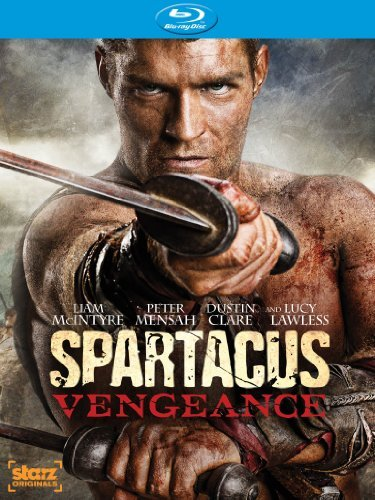 Spartacus Vengeance Spartacus Vengeance Blu Ray Ws Nr