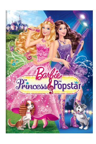 Princess & The Popstar Barbie Aws Nr