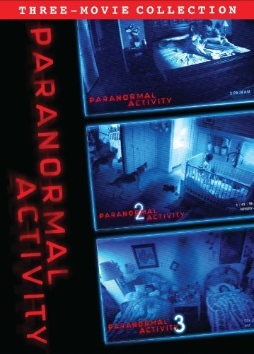 Paranormal Activity Trilogy Paranormal Activity Trilogy DVD R Ws