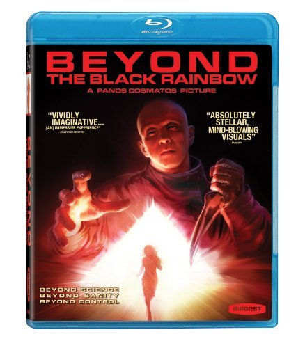 Beyond The Black Rainbow Allan Rogers Blu Ray Ws R
