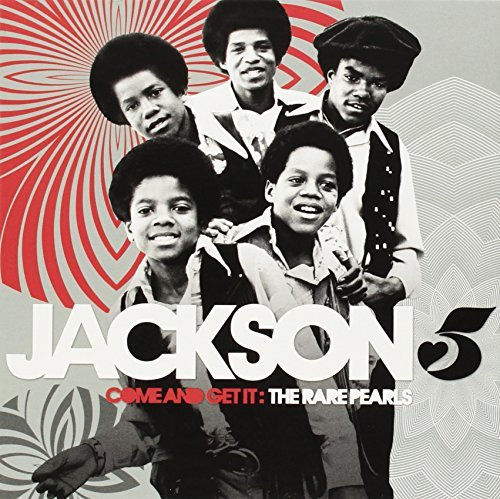Jackson 5 Come & Get It Rare Pearls 2 CD 7 Inch Vinyl