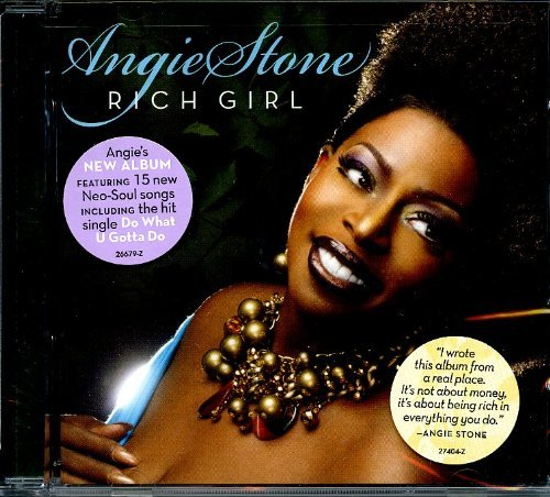 Angie Stone Rich Girl