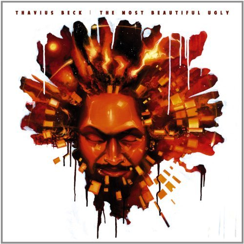 Thavius Beck Most Beautiful Ugly White Vinyl 2 Lp Download Card