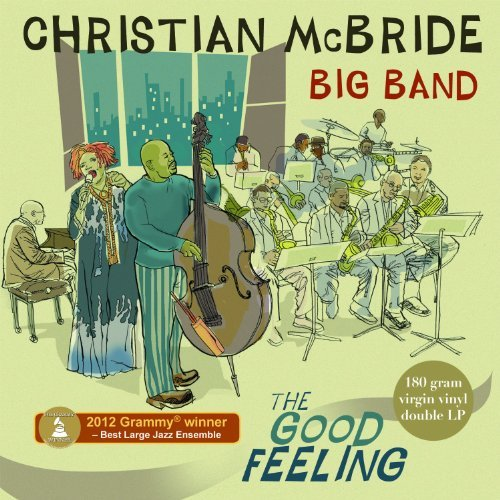 Christian Big Band Mcbride Good Feeling 180gm Vinyl Good Feeling