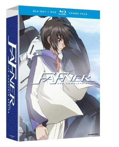 Fafner Complete Series Blu Ray Tv14 Incl. DVD