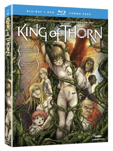 King Of Thorn King Of Thorn Blu Ray Ws Tvma Incl. DVD
