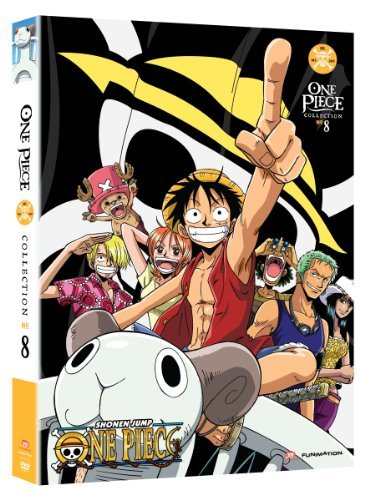 One Piece Collection 8 Tv14 4 DVD