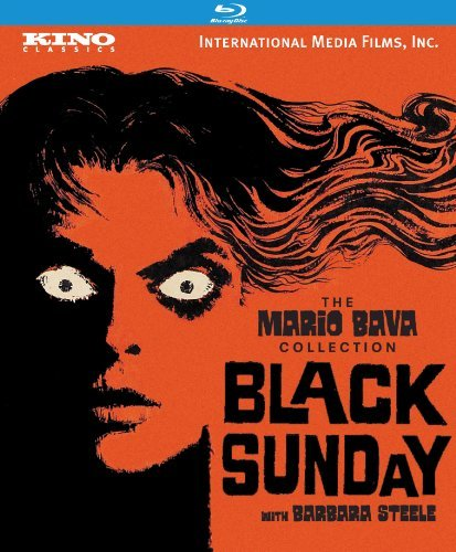 Black Sunday Steele Barbara Blu Ray Ws Remastered Nr