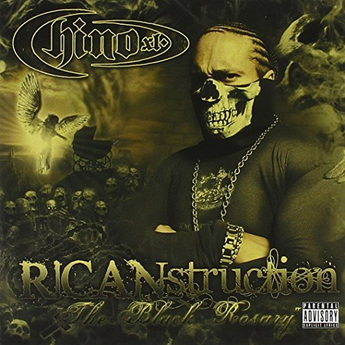 Chino Xl Ricanstruction Explicit Version 2 CD