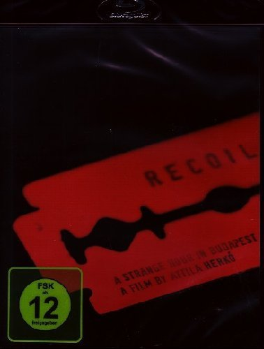 Recoil Strange Hour In Budapest (red Blu Ray Nr