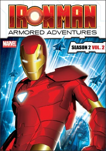 Iron Man Armored Adventures V Iron Man Armored Adventures Nr