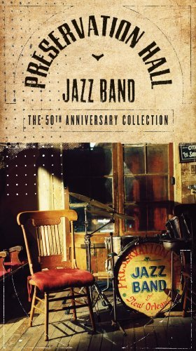 Preservation Hall Jazz Band 50th Anniversary Collection 4 CD