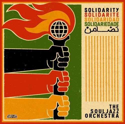 Soul Jazz Orchestra Solidarity Digipak Incl. Booklet