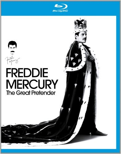 Freddie Mercury Freddie Mercury The Great Pre Blu Ray Nr