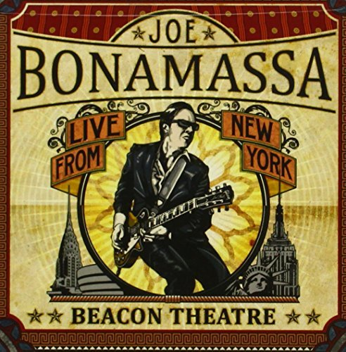 Joe Bonamassa Beacon Theatre Live Beacon Theatre Live