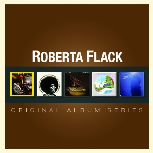 Roberta Flack Original Album Series Import Eu 5 CD