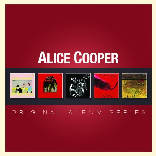 Alice Cooper Original Album Series 5 CD