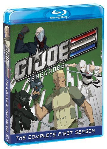 G.I. Joe Renegades Season 1 Blu Ray Ws Tvy7 3 Br