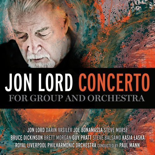 Jon Lord Concerto For Group & Orchestra