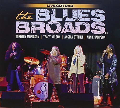 Blues Broads Blues Broads Incl. DVD