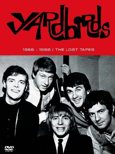 Yardbirds Paris 1966 1968 The Lost Tape Nr
