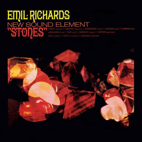 Emil Richards Stones Journey To Bliss